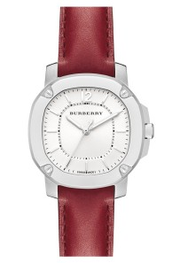 Burberry red