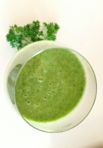 Parsley juicee1